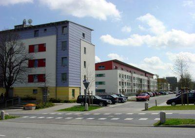 Elektrische Installationen im Neubau Mercatorwiese 3