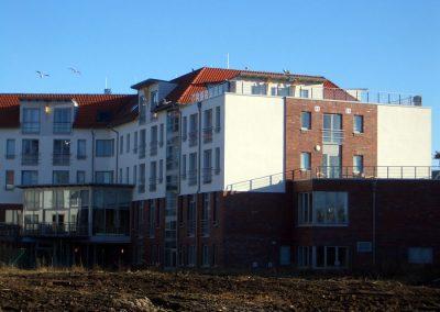 Elektroinstallationen im Neubau Pflegeheim Mönkeberg