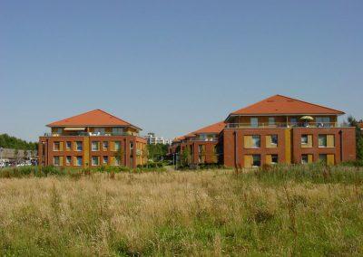Elektroinstallationen der seniorengerechten Neubauwohnungen in Harrislee